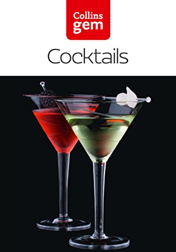 Cocktails (Collins Gem) (English Edition) Martini-shaker Top