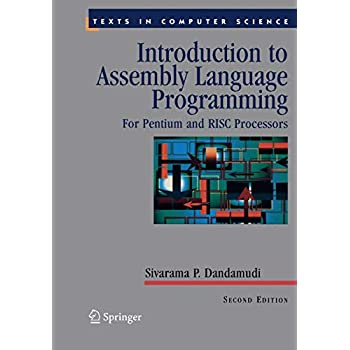 Introduction to Assembly Language Programming : For Pentium and RISC Processors