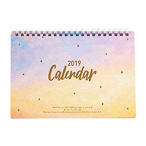Calendario E Santi.Calendario 2019 Da Tavolo Per Casa E Ufficio Con Lune Santi E Settimane Press L Organizza Famiglia 2019 Calendario Familiare Calendario Da Muro In