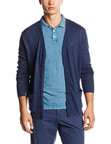 tommy-hilfiger-mens-thdm-basic-cardigan-l-s-3-sweater-blue-dark-navy-heather-093-m