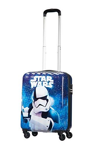 American tourister – Disney Star Wars Legends Stormtrooper EP VIII, Maleta Spinner 55/20, 55 cm, 36 L, 3.1 KG Multicolour (Stormtrooper Viii)