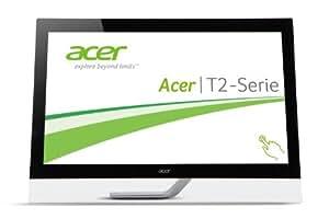 Acer T232HLbmidz 58,4cm (23 Zoll) Monitor (VGA, DVI, HDMI, USB, 5ms Reaktionszeit) schwarz