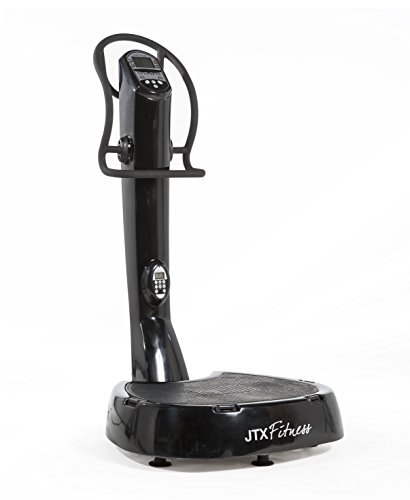 JTX Pro-10: Power Vibration Plate. Powerful Whole Body Vibration Training For Fast...