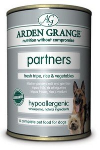 Arden Grange Tripe And Rice And Vegetable Dog Food 24Pk