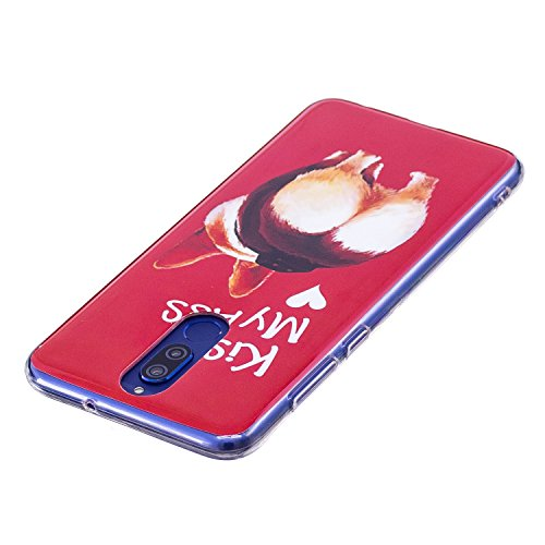 IJIA Custodia per Huawei Mate 10 Lite Nottilucenti...