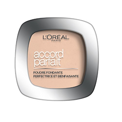 L'Oréal Paris Accord Parfait N4 Beige - polvos faciales