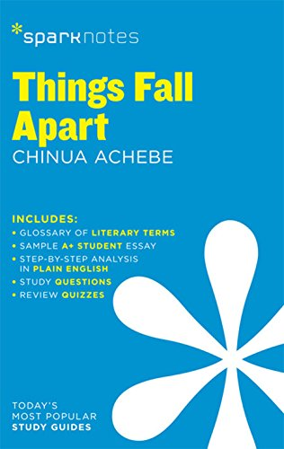 Things Fall Apart SparkNotes Literature Guide (SparkNotes Literature Guide Series) (English Edition)