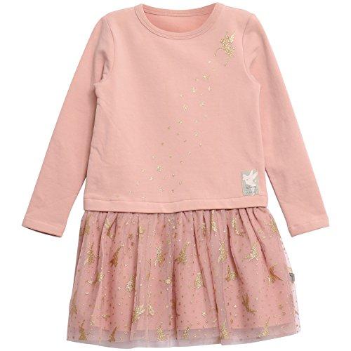Sweat Dress Tulle Tinker Bell, Rosa (Misty Rose 2270), 98 (Herstellergröße: 3Y) (Tinker Bell-kleider)