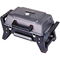 Char-Broil X200 Grill2Go - Portable Barbecue Grill with TRU-Infrared™ technology, Grey/ Cast aluminium.