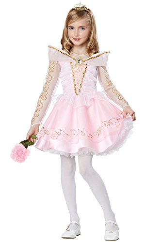 Sleeping Beauty Deluxe Child Costume, Medium by California Costumes (Sleeping Beauty Deluxe Kostüm)
