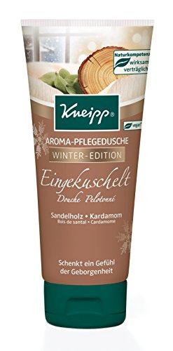 Kneipp Aroma-Pflegedusche Eingekuschelt, 3er Pack(3 x 200 ml)