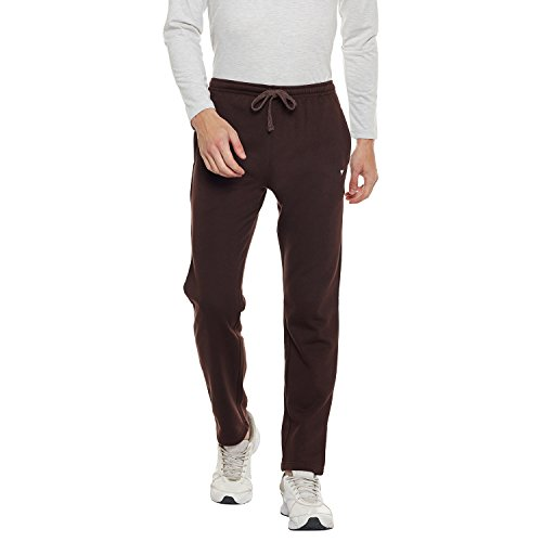 Neva Men Track Pant Brown Coloured X-Large