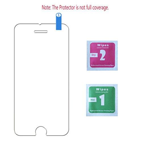 Cover iPhone SE/5/5s [Pellicola Protettiva in Vetro Temperato], Bestsky Custodia iPhone 6/6s Trasparente Silicone Tribal Henna Mandala Antiurto Protettiva Shell Case per Apple iPhone SE/5/5s (4.0 poll #04