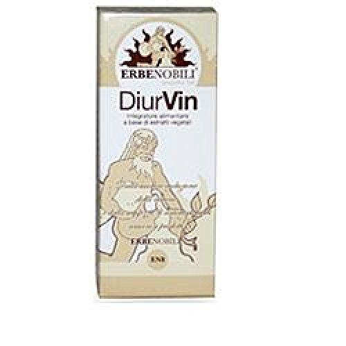 Integratore Alimentare Anticellulite Diurvin 50 Ml