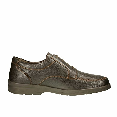 Mephisto JANEIRO NATURAL 7251 DARK BROWN, Scarpe stringate uomo marrone (Braun)