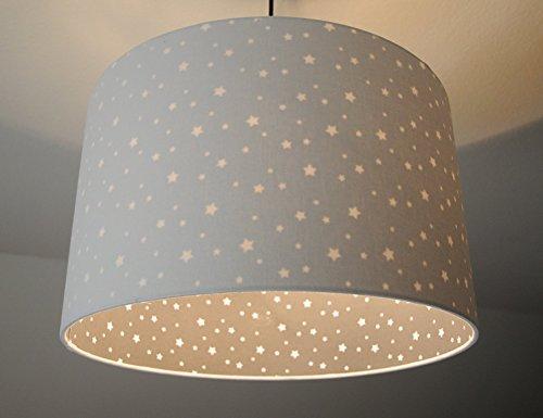 Lampenschirm Sterne