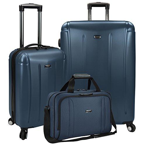 Reisende Wahl, USA Reisende hytop 3Spinner Gepäck-Set, blau (blau) - US09031N (Reisende Reisende Wahl)