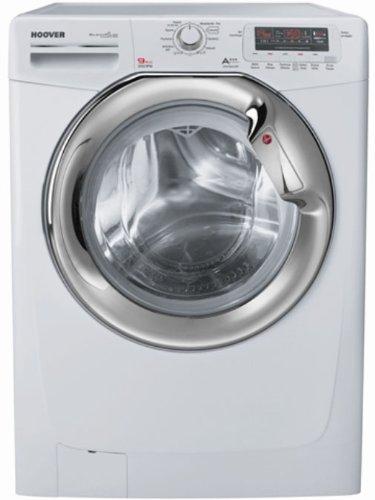 Hoover DYN 9124 D3P-30 Libera installazione Caricamento frontale 9kg 1200Giri/min A+++ Bianco lavatrice