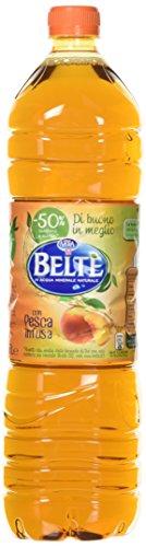 BELTÈ, Bevanda Analcolica di thè in Acqua Minerale Naturale con
