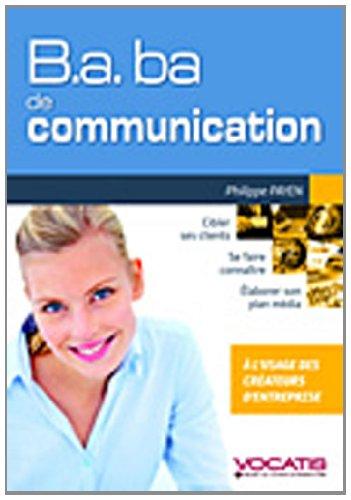 B.a. ba de communication par Philippe Payen