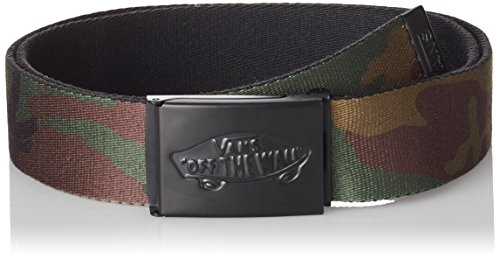 Vans_Apparel Herren Gürtel Shredtor Ii Web Belt, Grün (Classic Camo), One size (Web Belt Camo)