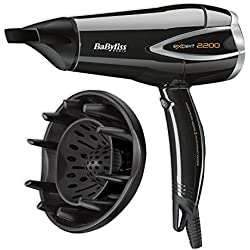 BaByliss - D342E - Sèche-Cheveux Expert 2200