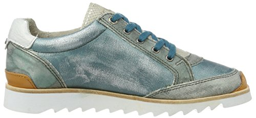 Yellow Cab Hint W, Sneakers basses femme Turquoise