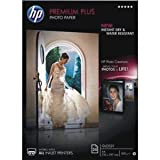 HP Fotopapier Premium Plus Glossy A4 300g/qm VE=20 Blatt