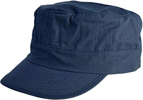 normani Rip Stop BDU Cap Farbe Marine Größe XXL (Xxl Militär Hut)