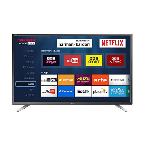 Sharp LC-32CHG6021K TV