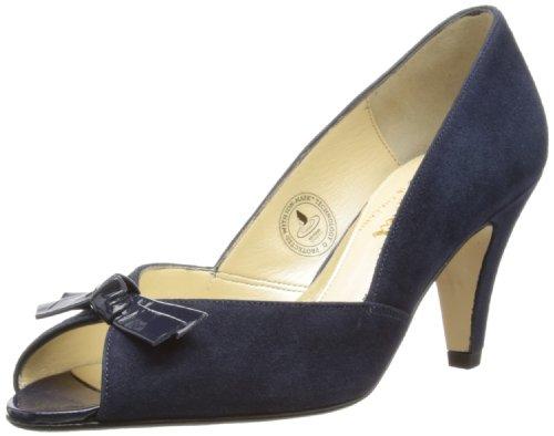 Van Dal  Heydon, Chaussures à bout ouvert femme Bleu - Marine Navy