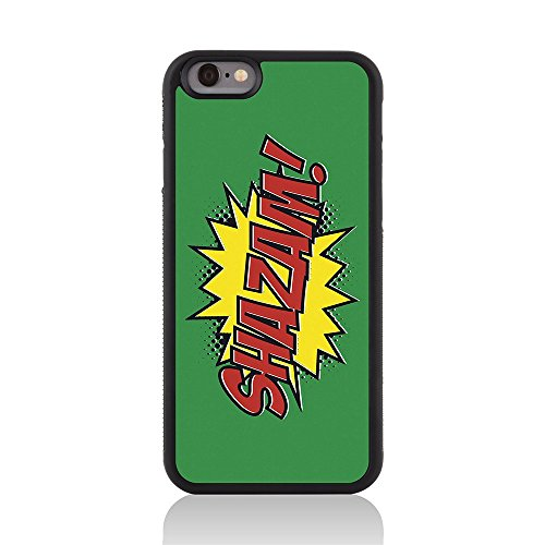 Call Candy Comic Capers Glossy Coque arrière pour Apple iPhone 6 – Parent Shazam