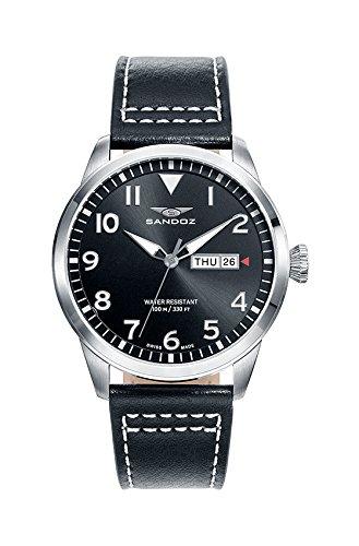 Swiss Watch Sandoz Man 81421–55