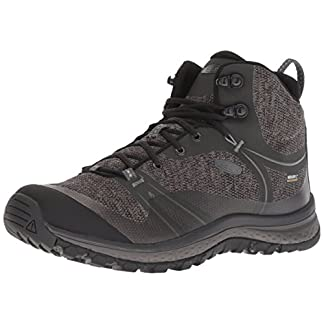 KEEN Women's Terradora Waterproof Mid High Rise Hiking Shoes 7