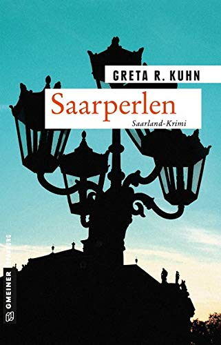 Buchseite und Rezensionen zu 'Saarperlen' von Greta R. Kuhn
