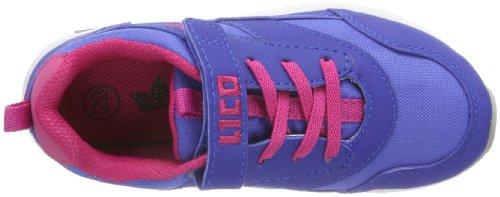 Lico Cool Vs, Peu fille Bleu - Blau (blau/pink)