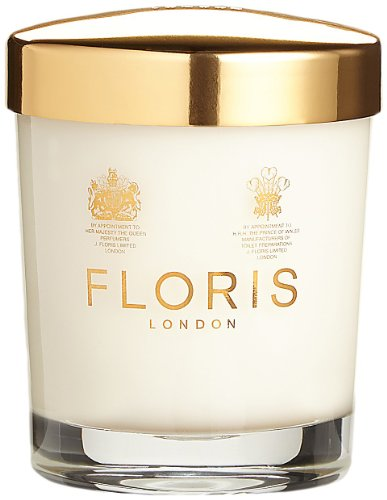 Floris London sandalwood & patchouly duftkerze 1