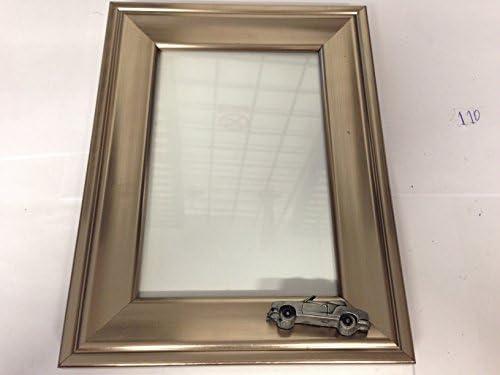 Karman Ghia Cabrio Auto 3d cornice cornice cornice argentoo emblema 6 x 4 appendere o stand ref110 | Elegante E Robusto Pacchetto  | Una Grande Varietà Di Prodotti  | Lo stile più nuovo  a1bcd0