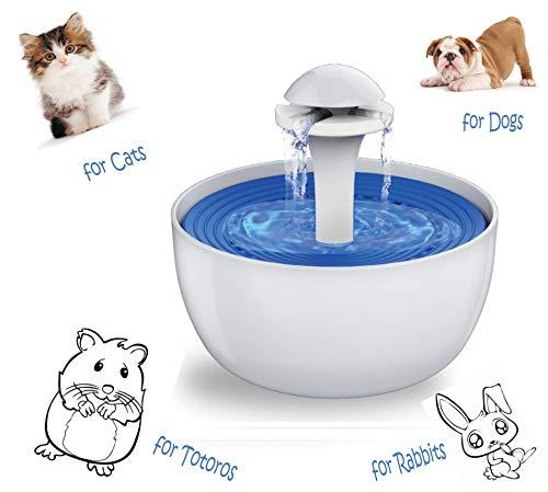 Zoom IMG-1 ygjt fontanella per animali domestici