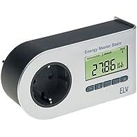 ELV Energy Master Basic 2 - Energiekosten-Messgerät (für Verbräuche ab 0,1 W)