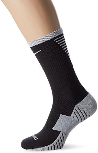 Nike Squad Crew Socken, Black White, L
