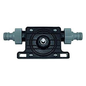 Bohrmaschinen-Pumpe I ideal zum Um- und Auspumpen von Wasser I passend für jede Bohrmaschine I Wasserbett I Garten-Pool I Schlauch-Pumpe