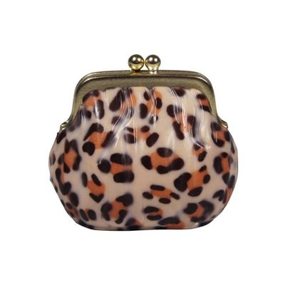 Purse Those Lips Lip Gloss Balm Leopard - Passion