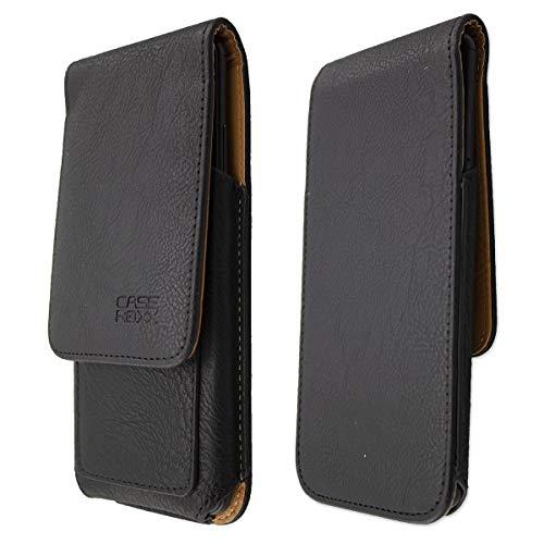 caseroxx Klappetui für Yota Devices YotaPhone 3, Tasche (Klappetui in schwarz)