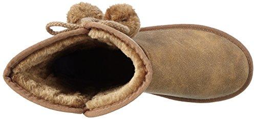 Scarpette Da Uomo Esprit Uma Boot Brown (marrone Ruggine)