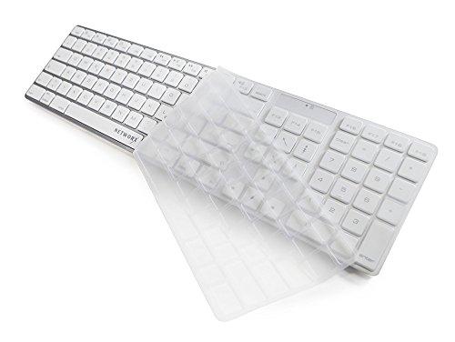 Networx Ultra Slim Tastatur, deutsch, USB, silber