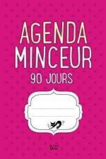 Agenda Minceur 90 jours - Régime Alimentaire Journal à Compléter de Mes Cahiers Chéris