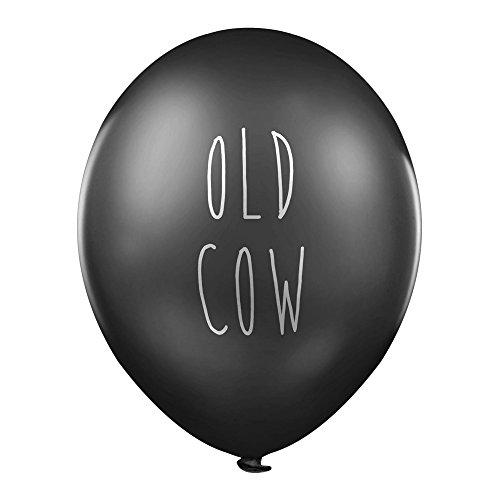 ballons–Die alte Frau Geburtstag Pack–13gegen missbräuchliche Geburtstag Party Luftballons (Personalisiert Party Ballons)