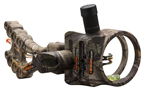 "Tundra 3 Pin .019"" XTR Camo Sight w/Light Truglo"