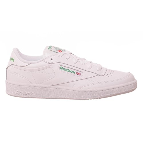 reebok-club-c-85-scarpe-indoor-multisport-uomo-multicolore-white-green-40-eu